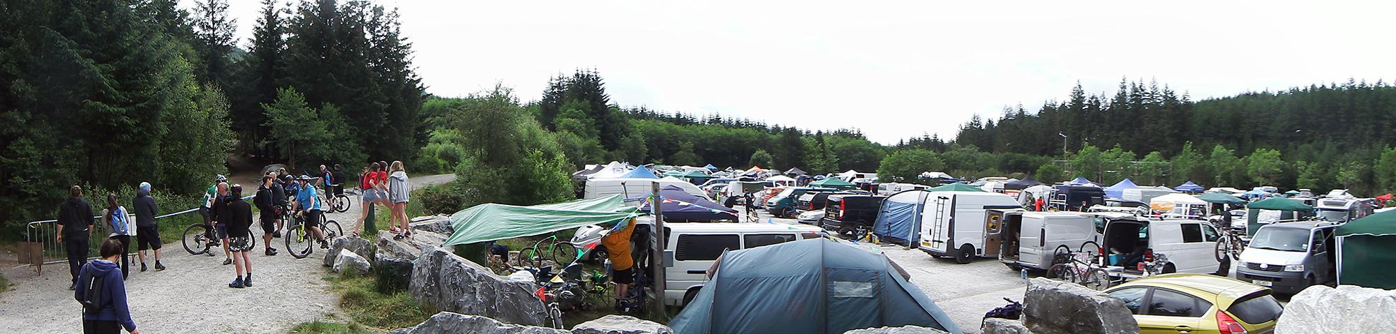 10 under the ben campsite