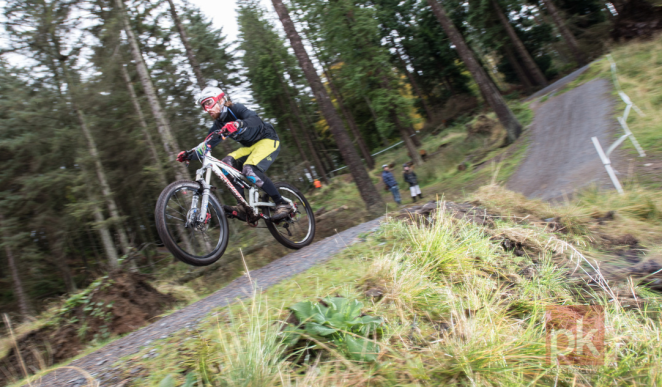 Callum Kellie Fair City Enduro stage 2 Stravaiging