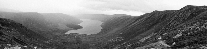 Stravaiging Broadcairn Lochnager Loch Muick 10
