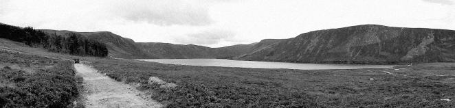 Stravaiging Broadcairn Lochnager Loch Muick 1