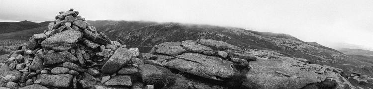 Stravaiging Broadcairn Lochnager Loch Muick 14