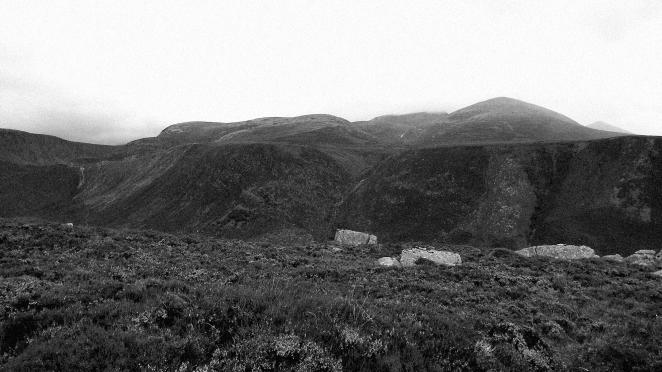 Stravaiging Broadcairn Lochnager Loch Muick 2