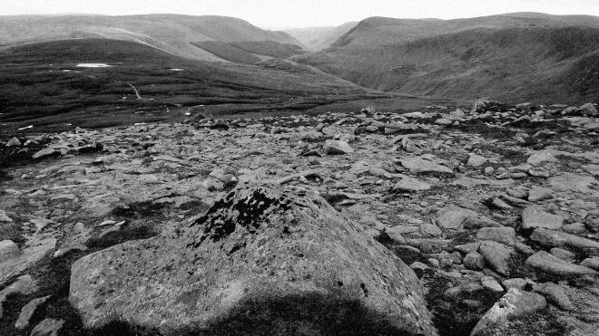 Stravaiging Broadcairn Lochnager Loch Muick 6