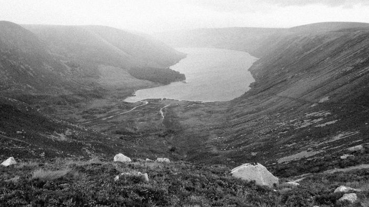 Stravaiging Broadcairn Lochnager Loch Muick 8