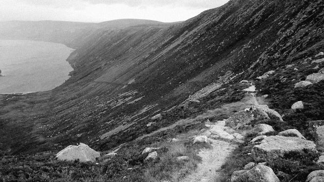 Stravaiging Broadcairn Lochnager Loch Muick 9