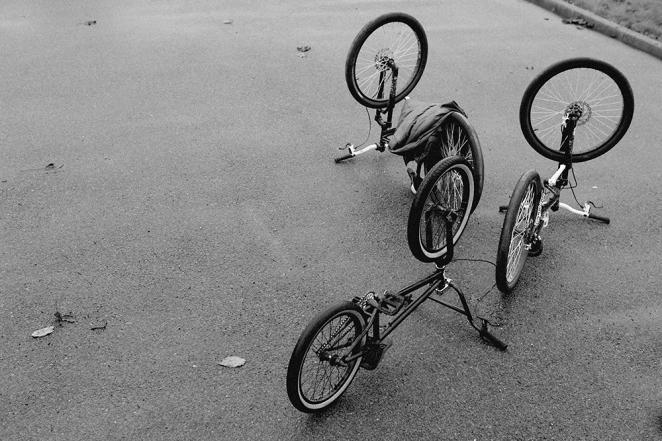 Portable pump track street sport aberdeen Stravaiging northfield BMX aberdeen 6
