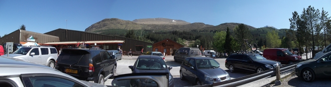 The Nevis Range Fort William