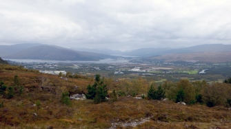 Fort William below Stravaiging