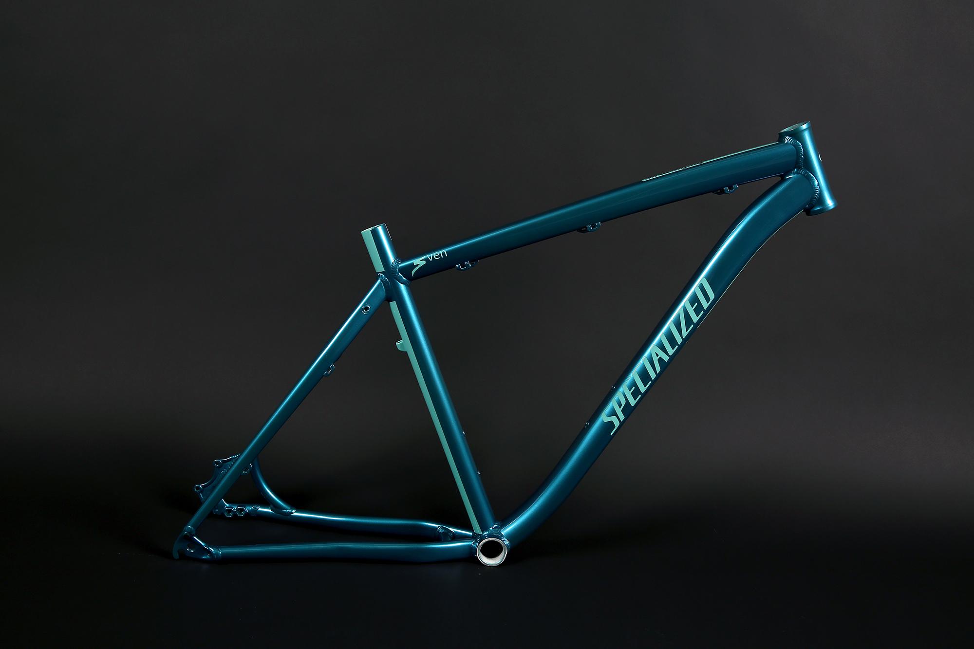 Sven the bike 2