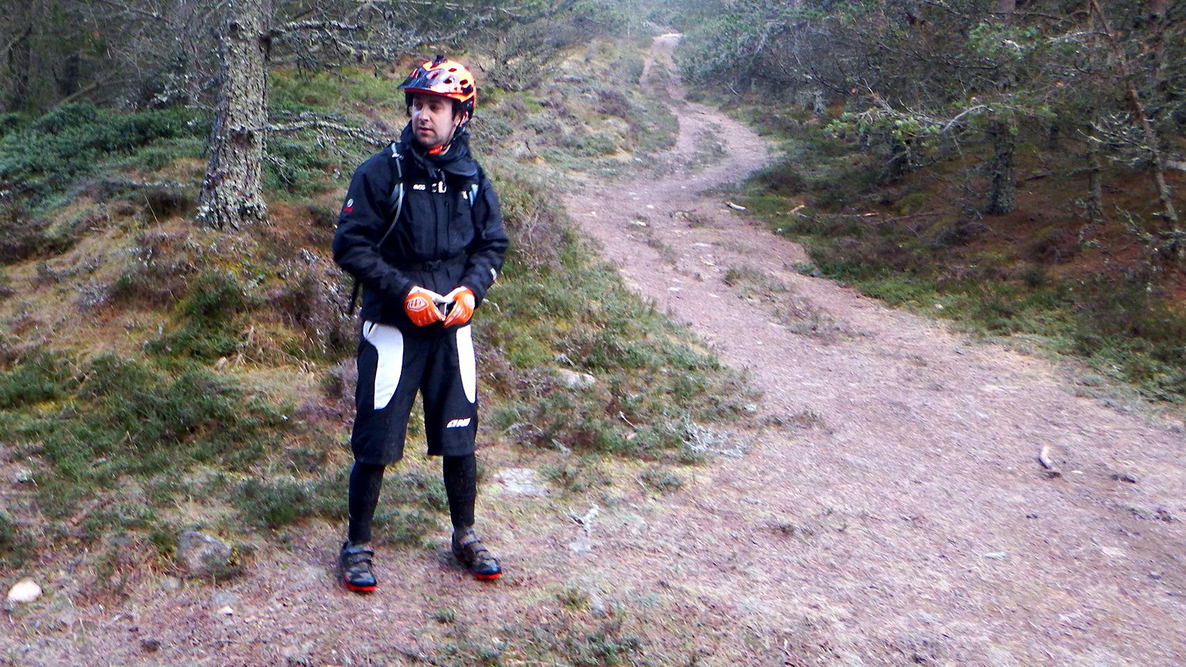 Jonny McConnell Enduro MTB Mountain Bike