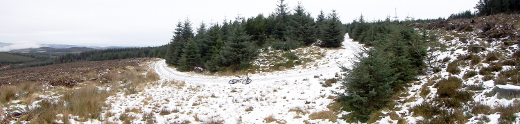 Stravaiging Enduro durris February 7
