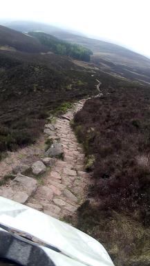 CLACHNABEN descent 1