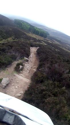Clachnaben Downhill
