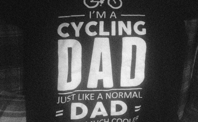 Dad with bike – WillRace