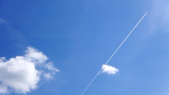 Blue Skys Comrie Crieff Scotland