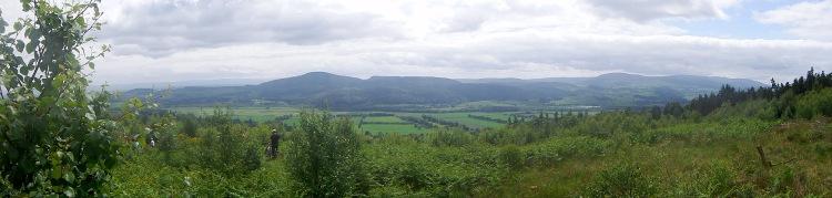 Crieff Comrie Croft Scotland Nature