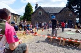 Event Village Pump Track