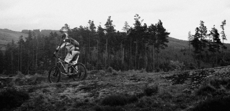 Comrie Croft Enduro racing Scotland cycling