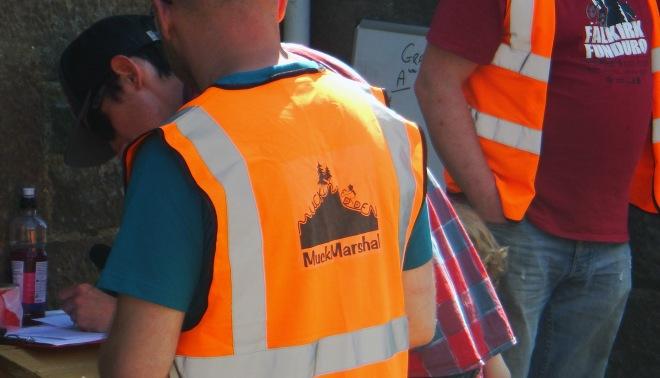 Muckmedden Marschals Enduro Racing Downhill