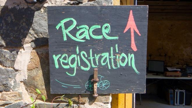 Race Registration Comrie Enduro