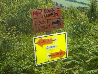 Decision Rock Comrie Croft