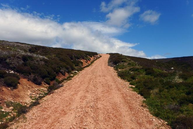 Mount Battock Climb Enduro Scotland