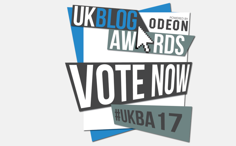 Blog Awards Public Vote