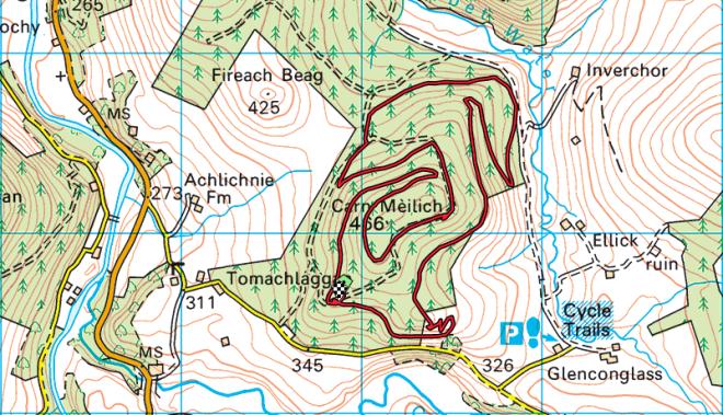 Glenlivet trail centre blue.png