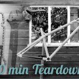 20 minute teardown