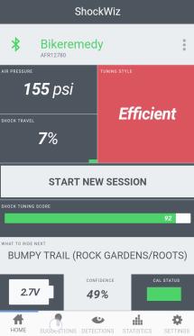 ShockWiz Review Stravaiging app 1
