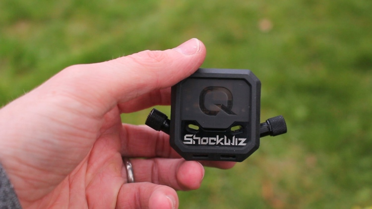 ShockWiz Review Stravaiging