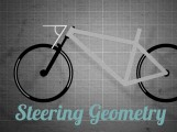 Steering Geomtetry Fork Trail MTB Stravaiging