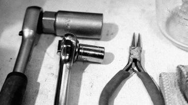 Suspension service MTB stravaiging tools