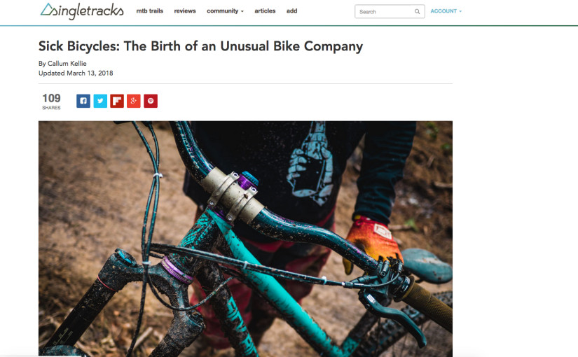 Sick Bicycles: The Birth of an Unusual Bike Company